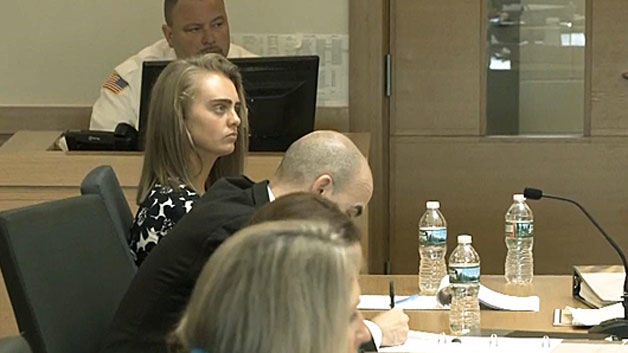 Doctor in Michelle Carter's defense: She 'lives to help people'