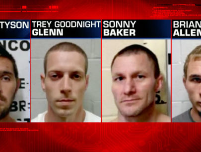 4 inmates escape from Lincoln County, Oklahoma Jail
