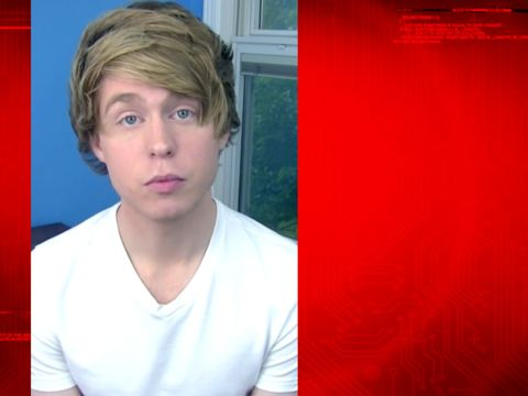 Singer and YouTube star Austin Jones charged with child porn