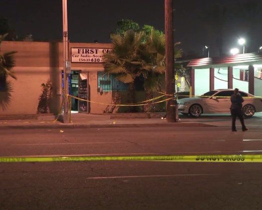 2 men dead, 1 injured in Downey shooting: Police