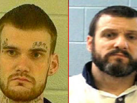 Georgia manhunt: 2 armed inmates escape after killing officers
