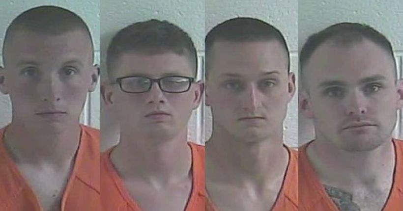 Police: Four Kentucky National Guard soldiers facing rape, sexual abuse, sodomy charges