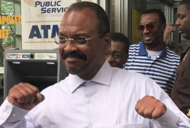 After 41 years in prison, Michigan man freed after evidence questioned