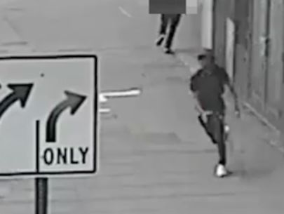 Frightening video of suspect shooting man near Barclays Center