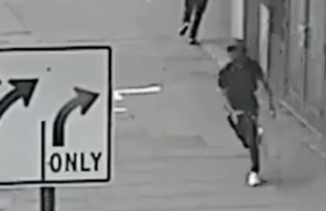 NYPD releases frightening video of suspect shooting man near Barclays Center