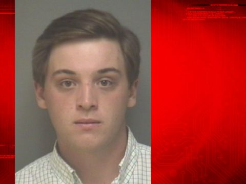Grandson of former Va. governor charged with rape