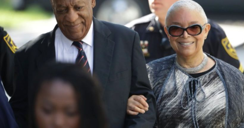 Camille Cosby bashes prosecutors following husband's mistrial