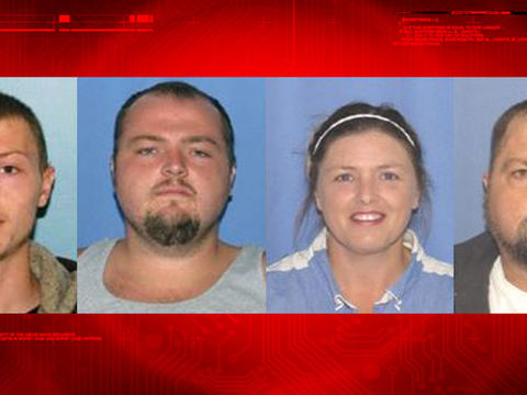 4 people wanted for questioning in Rhoden Family massacre