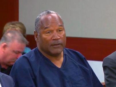 OJ Simpson parole hearing set for July 20