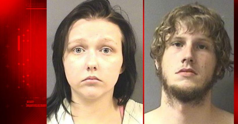 Couple arrested after newborn found with broken femur, multiple fractures