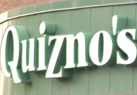 Woman shot in armed robbery at SLC Quizno's