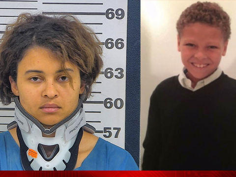 K.C. mom charged with abandoning 8-yr-old son found dead in tub