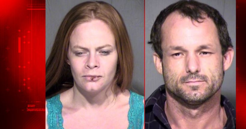 Police: Couple steals $100K in alcohol from Fry's