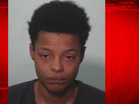 Woman pleads guilty in stabbing of girlfriend, infant