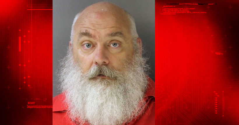 Self-proclaimed 'dirty old Santa' arrested for attempting to arrange sex with cop posing as 14-year-old girl