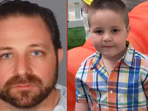 SoCal dad arrested in Vegas on suspicion of murder of missing son