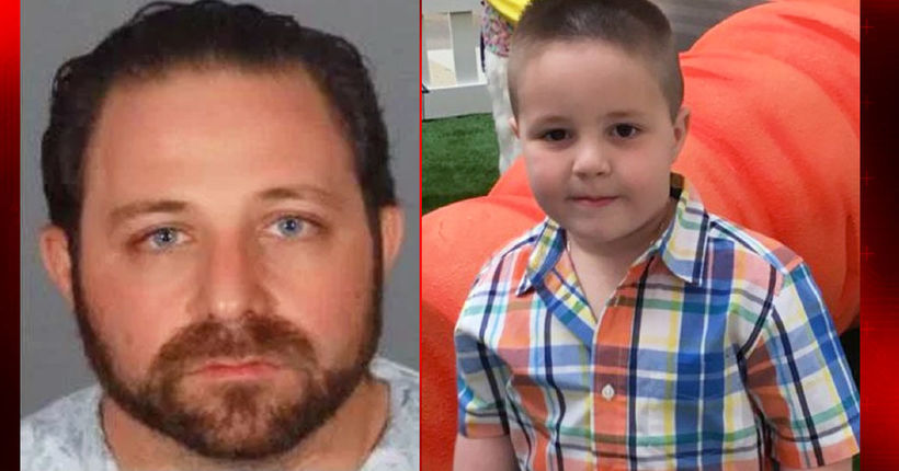 South Pasadena father of 5-year-old boy missing since April arrested on suspicion of murder: LASD