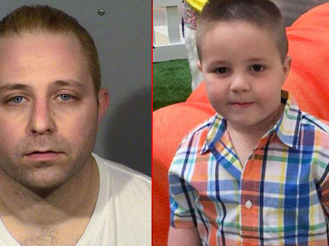 South Pasadena dad charged with murder of missing son