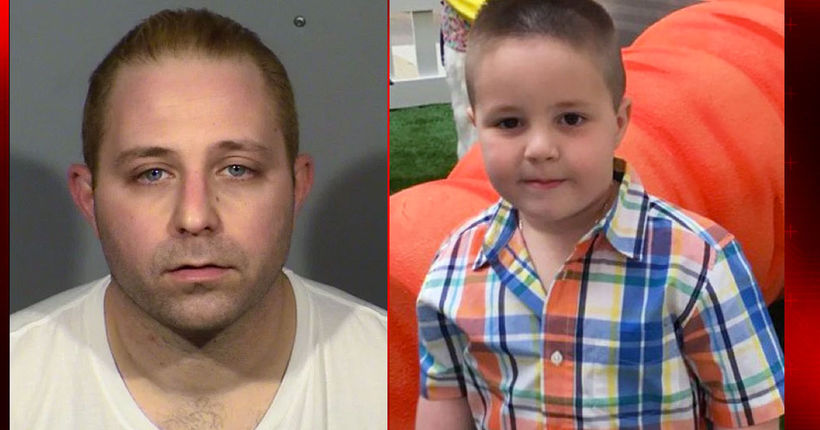 South Pasadena father arrested on suspicion of killing missing 5-year-old son charged with murder: D.A.