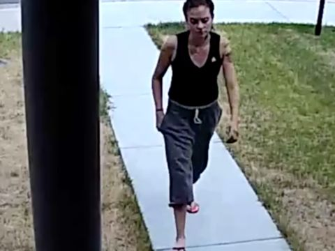 'Porch pirate' caught stealing packages from disabled vet