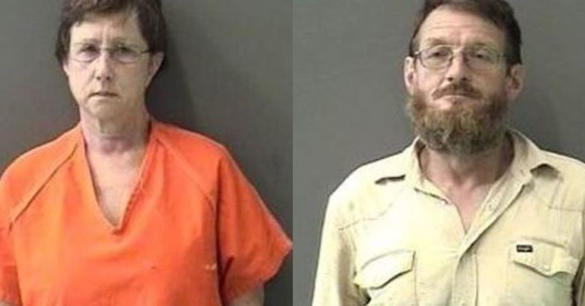 Belton couple accused of leaving adopted son in wooden shack