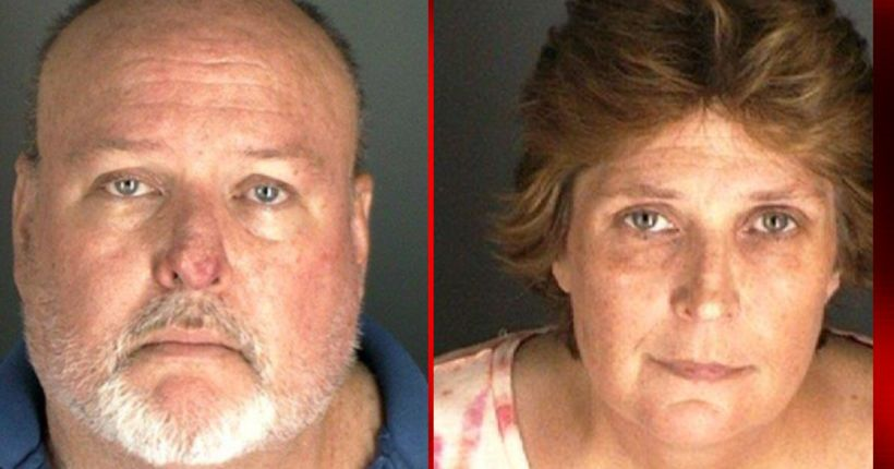 Couple gets 10 years in prison for starving son with autism