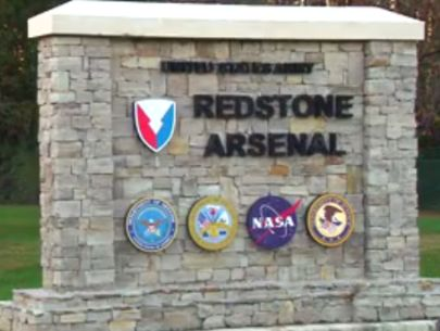 Possible active shooter at Alabama's Redstone Arsenal
