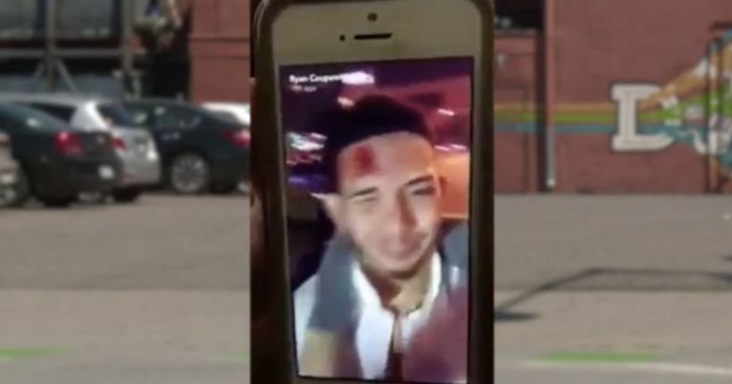 LoDo mugging suspects post Snapchat story on victim's phone