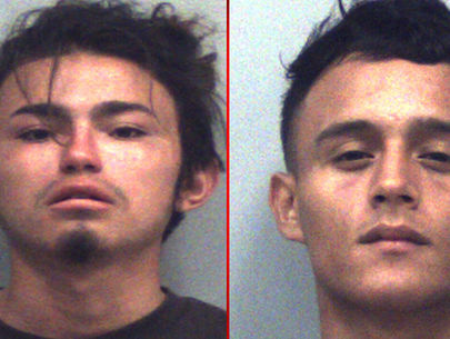 Teens allegedly rape mother in front of son in home invasion
