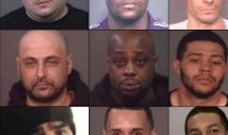 15 arrested in historic Staten Island drug takedown