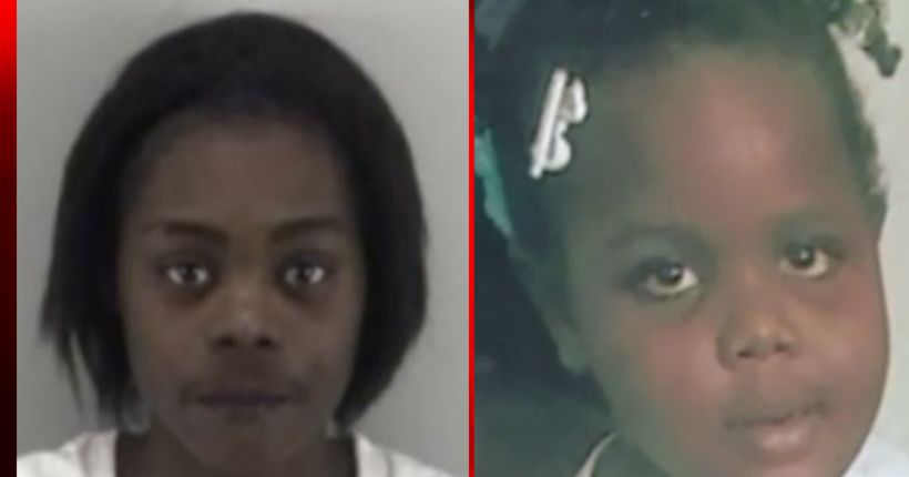Woman sentenced to 30 years for murder of 3-year-old goddaughter
