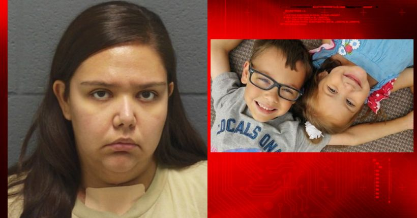 Indiana mother accused of fatally stabbing her two children to claim insanity defense