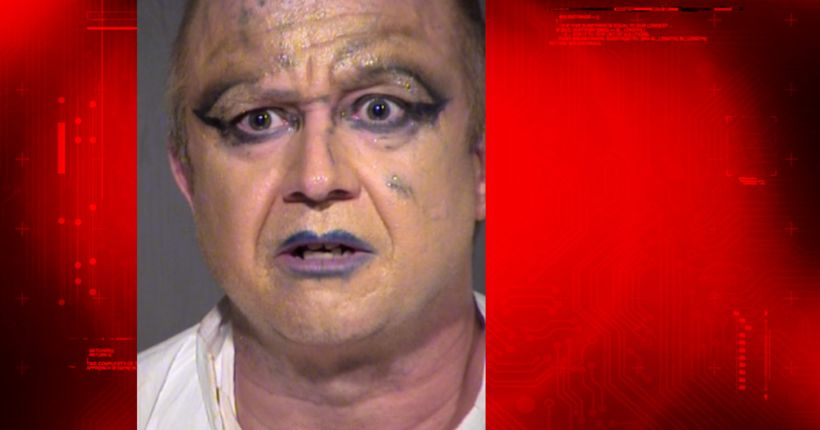 Police: Naked man seen inside Wal-Mart arrested