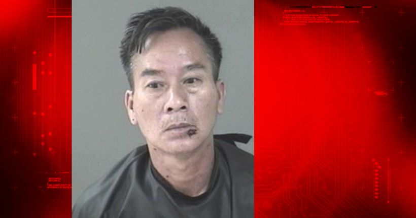 Man stabs wife during argument about divorce, officials say