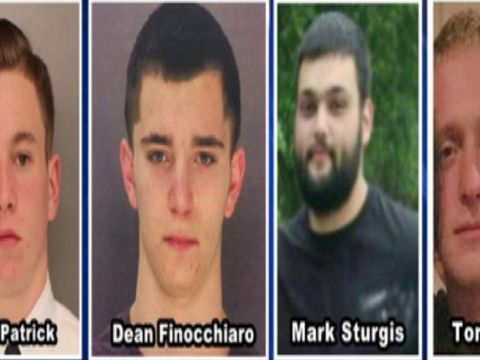 Police searching for four missing men in Bucks County