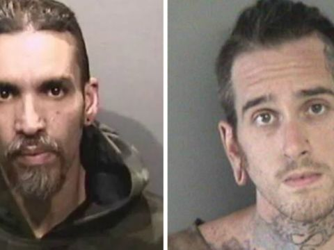 2 men charged in deadly warehouse want lower bail