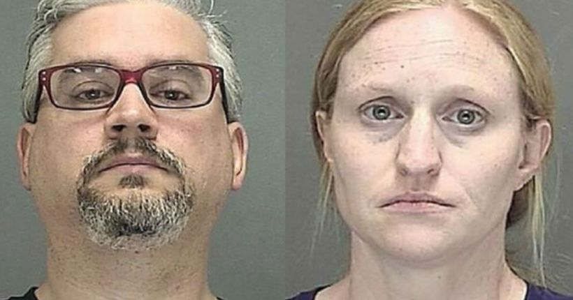 Wisconsin couple accused of starving their adopted 5-year-old son, who weighed just 29 pounds