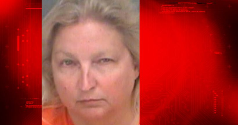 Woman arrested in stabbing death of husband