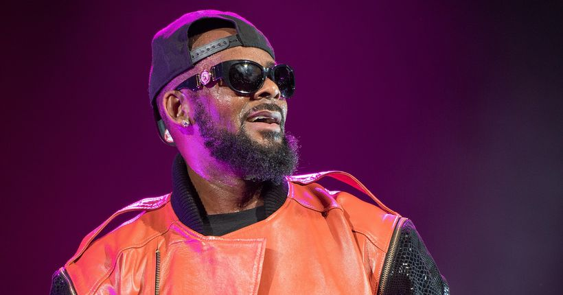R. Kelly accused of holding women against their will as sex slaves in new report