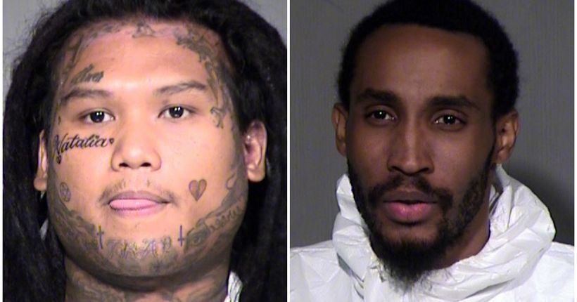 Police: Two arrested in April deadly double shooting in north Phoenix