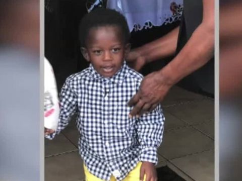 1-year-old boy found in hot car, later dies
