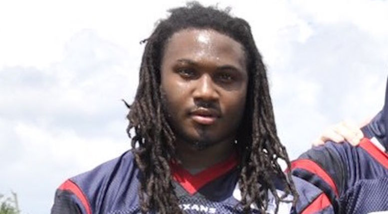 Texans rookie D'Onta Foreman arrested on marijuana and gun charges