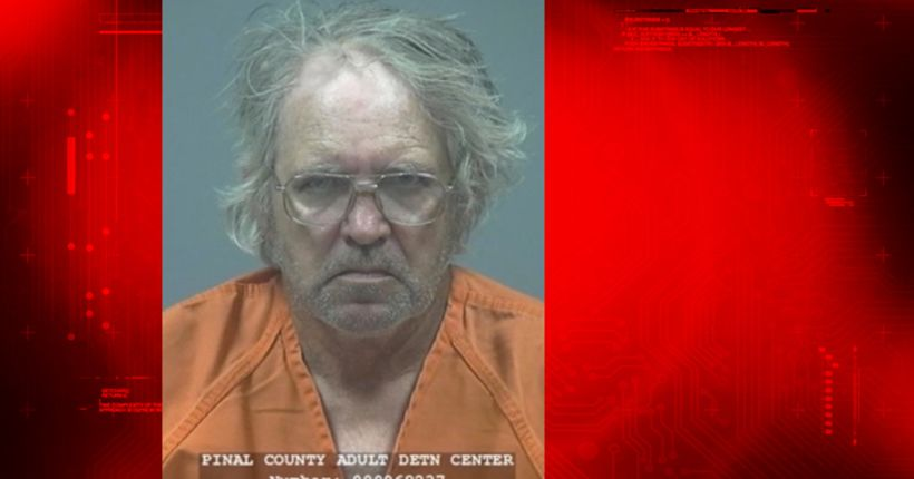 Sheriff: Man arrested for reckless burning in connection with Roach Fire