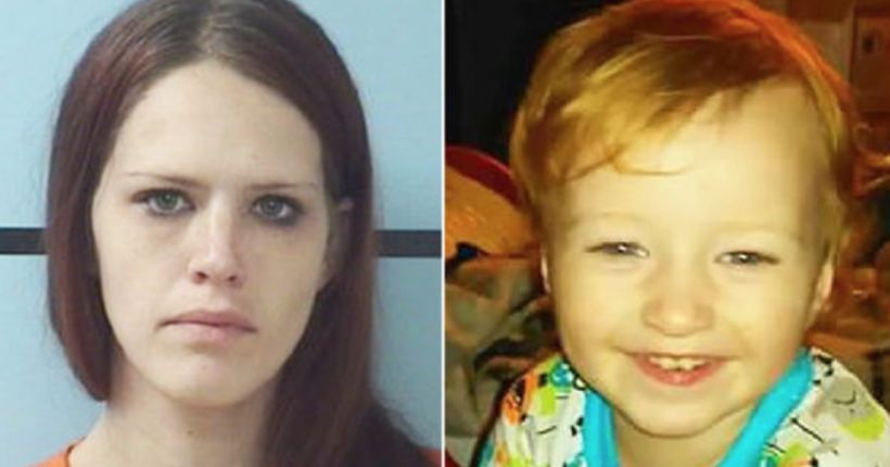 Mother of 3-year-old who froze to death on front porch wants out of jail