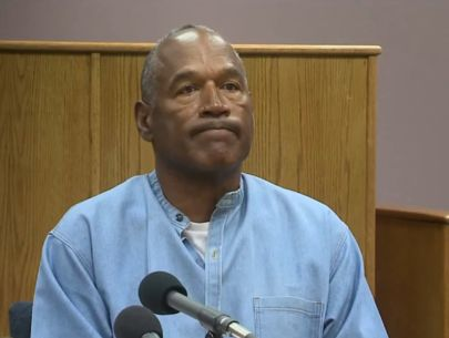 O.J. Simpson granted parole following hearing in Nevada