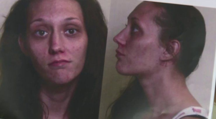 Mother charged in 17-month-old son's overdose