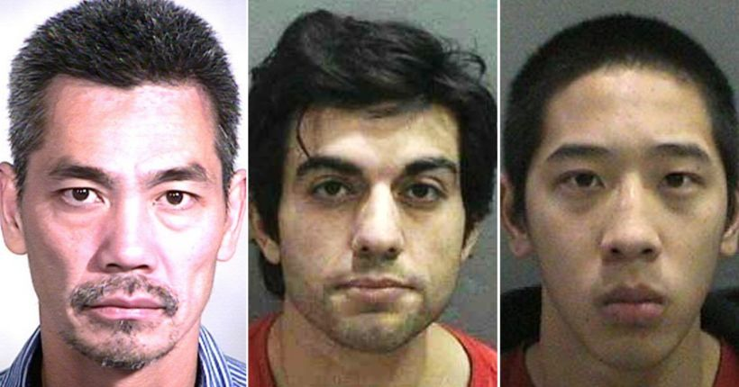 3 inmates who broke out of jail filmed their own escape, newly released video shows