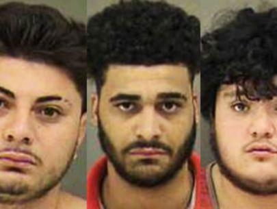 Police arrest 4, including 1 juvenile, accused of robbing Latinos
