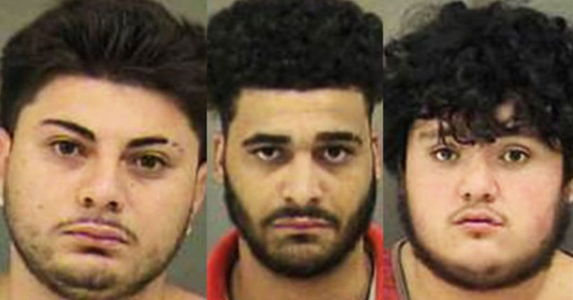 Police arrest 4 people, including 1 juvenile, accused of robbing Latinos