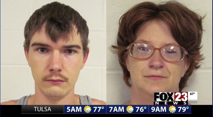 Oklahoma couple accused of sexually abusing 4-year-old girl